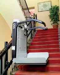 The V64 is one of the highest quality platform lifts and can be easily installed both indoor and outdoor by our experienced technicians here at GBE Group.