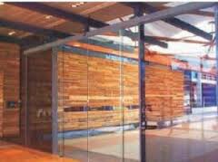 The ADIS Heavy Duty Sliding Doors is a durable and efficient system that can be installed and maintained with GBE Groups qualified technicians.