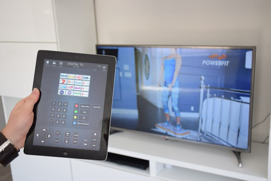 Push Home Automation Systems