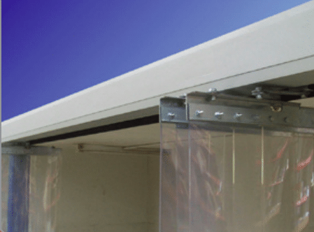 Automated PVC Curtains