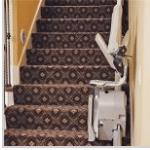 Bruno – Elan Straight Stairlift