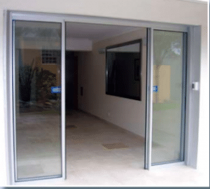 Automatic Doors - GBE Electrical - Newcastle Contractors on
